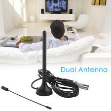 30dBi Indoor Gain Digital DVB-T/FM Freeview Aerial Antenna Amplifier for TV HDTV