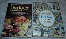 Better Homes and Gardens Cookbook - Heritage - with Cover - 1st Edition