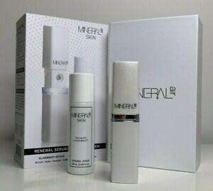 Mineral Air Skin Renewal Serum System *New in Box ELIXERMIST DEVICERENEWAL SERUM
