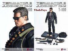 Terminator 2 Judgement Day T-800 Figure Arnold Schwarzenegger 1/12 Great Twins