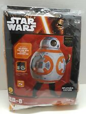 BB-8 Inflatable Costume Star Wars Droid BB8 Childs Boys Girls - Fast Ship -