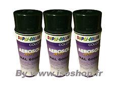 Dupli Color Couleur RAL sélection couleurs laque teinte Peinture opaque 3x400 ml