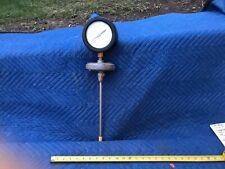 Rosemount Pressure Gauge. Nos. Open