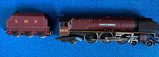 Vintage Used Hornby 00 Gauge Locomotive R 066 Duchess Of Sutherland 6233 LMS