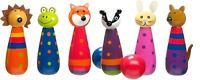 Orange Tree Toys WOODLAND FRIENDS SKITTLES Baby/Toddler/Child Wooden Toys BN