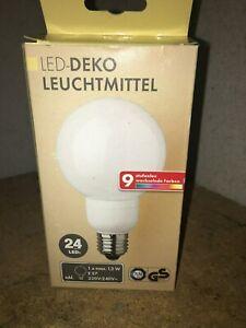 LED Deko Leuchtmittel E27