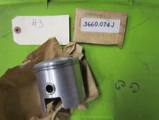 NOS 36M Montesa Cappra MX 360 GP Tarabusi Piston Kit  p/n 3660.074J 78.02 STD #3