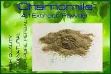 High Quality!! Chamomile Extract 4:1 Powder 100 grams / Fresh!!