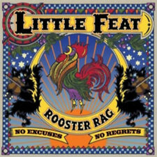Little Feat : Rooster Rag CD (2012) ***NEW*** FREE Shipping, Save £s