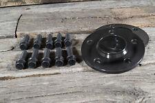 Pista placas 40mm 2x20mm para bmw 3er f30 f31 f34 4er f32 f33 f36 m3 m4 5x120 SW