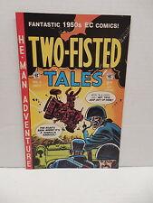 Two-Fisted Tales EC War Combat Comic Book #4 Jack Davis Art
