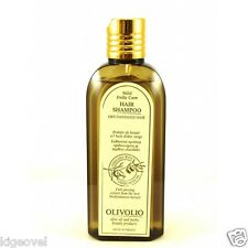OLIVOLIO NATURAL GREEK SHAMPOO = VIRGIN OLIVE OIL FOR DRY - DAMAGE HAIR 200ml