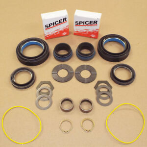 AXLE BEARING SEAL AND SMALL PARTS KIT - FITS FORD SUPERDUTY DANA 50 60 99-04