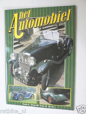 HA-11 SINGER UK LE MANS VINTAGE CAR ARTICLE AND POSTER 7 PAGES