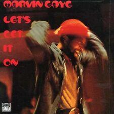 Marvin Gaye - Let's Get It on [New CD] Bonus Tracks, Rmst