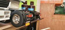 1/14 scale tamiya truck rear bumper scania actro man