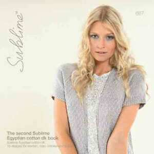 The Second Sublime Egyptian Cotton DK Book 667