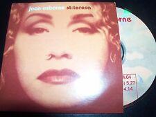 Joan Osborne St-teresa Rare Australian Card Sleeve CD Single