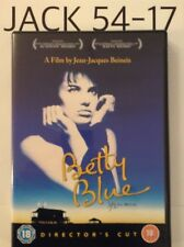 BETTY BLUE DVD DIRECTOR'S CUT BEATRICE DALLE - A JEAN-JACQUES BEINEIX FILM
