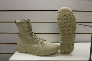 Under Armour UA Jungle Rat Desert Sand Suede / Nylon Combat /Army  Boots UK 9