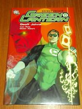 Linterna Verde Origen Secreto Dc Comics Johns Reis Albert Tapa Dura 9780857682819