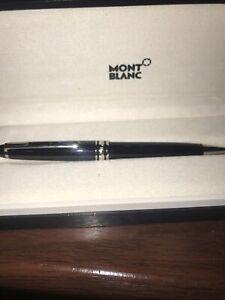 Mont Blanc Black Meisterstück Pix Rollerball Pen BN1024135 Germany