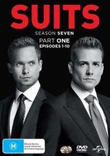 Suits : Season 7 : Part 1 (DVD, 2017, 2-Disc Set) Brand New Sealed Region 4
