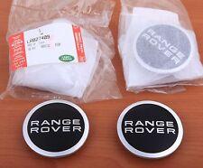 GENUINE OEM Land Range Rover NEW Wheel Caps Freelander Discovery Sport LR027409