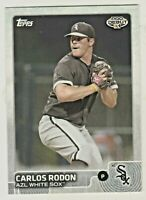 2015 Topps Pro Debut #150 CARLOS RODON RC Rookie Chicago White Sox QTY AVAILABLE