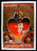 Werbeplakat Top West Hearts Of The West Bridges Arkin Danner Griffit M300