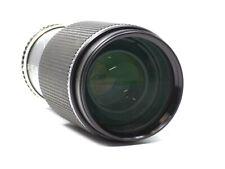 Nikon Series E 70-210mm 1:4 Macro Zoom Lens for SLR DSLR