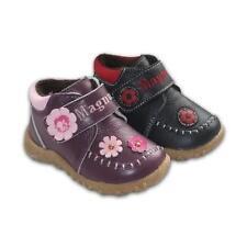 Schuhe für Jungen im Stiefel- & Boots-Stil aus Leder mit Klettverschluss