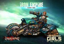 Raging héroes el hierro Imperio combate Trike