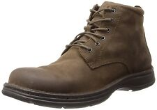 Born Men's Lace Up Boot Axe II Ironstone Grey Brown H02722