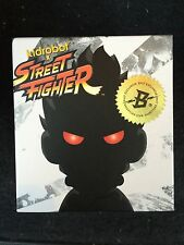SDCC Comic-Con Exclusive kidrobot STREET FIGHTER SHIN AKUMA White Sealed Chase