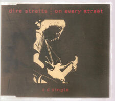 "Dire STRAITS ""ON EVERY STREET"" CD SINGLE"