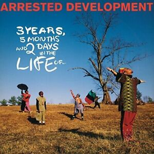 Arrested Development-3 Years 5 Months and 2 Days In The Li VINYL NEW