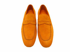 ELAN by SIR Handmade Italian Leather Dress Shoe Loafers