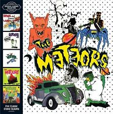 The Meteors - Original Albums Collection [CD]