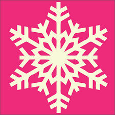 Fairydust Stencils, Masks & Templates - Snowflake