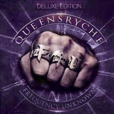 Frequency Unknown - Deluxe Edition Queensrÿche Audio CD
