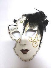 Mens Ladies Masquerade Ball Mask Venetian Party Eye Full Face Carnival Eyemask