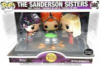 Sanderson Sisters with Cauldron Hocus Pocus Funko Pop Vinyl New in Box + Sticker