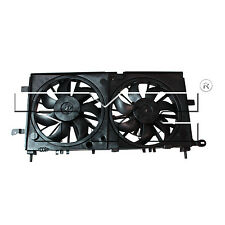 TYC 622340 Radiator And Condenser Fan Assy