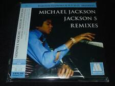 Hiroshi Fujiwara  Michael Jackson,jackson 5 REMIXES JAPAN LTD MINI LP CD SEALED