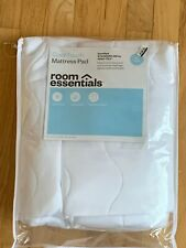 Cooling Waterproof Mattress Pad Twin XL-Room Essentials