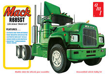 AMT 1039 1/25 Scale Mack R685ST Semi Tractor Truck Plastic Model Kit NISB