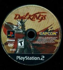 PS2, Devil Kings Video Game, Used, No Case!