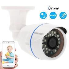 2.0MP 1080P IP Camera Onvif Outdoor Security CCTV Waterproof IR Cut Night Vision