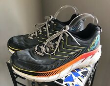 HOKA ONE ONE Clifton 4 CASTLE Rock Atomic BLUE Running SHOES 👟 11